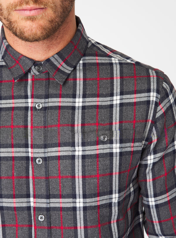 Juniper Long Sleeve Flannel