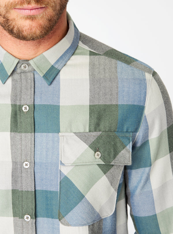 Colt Long Sleeve Flannel