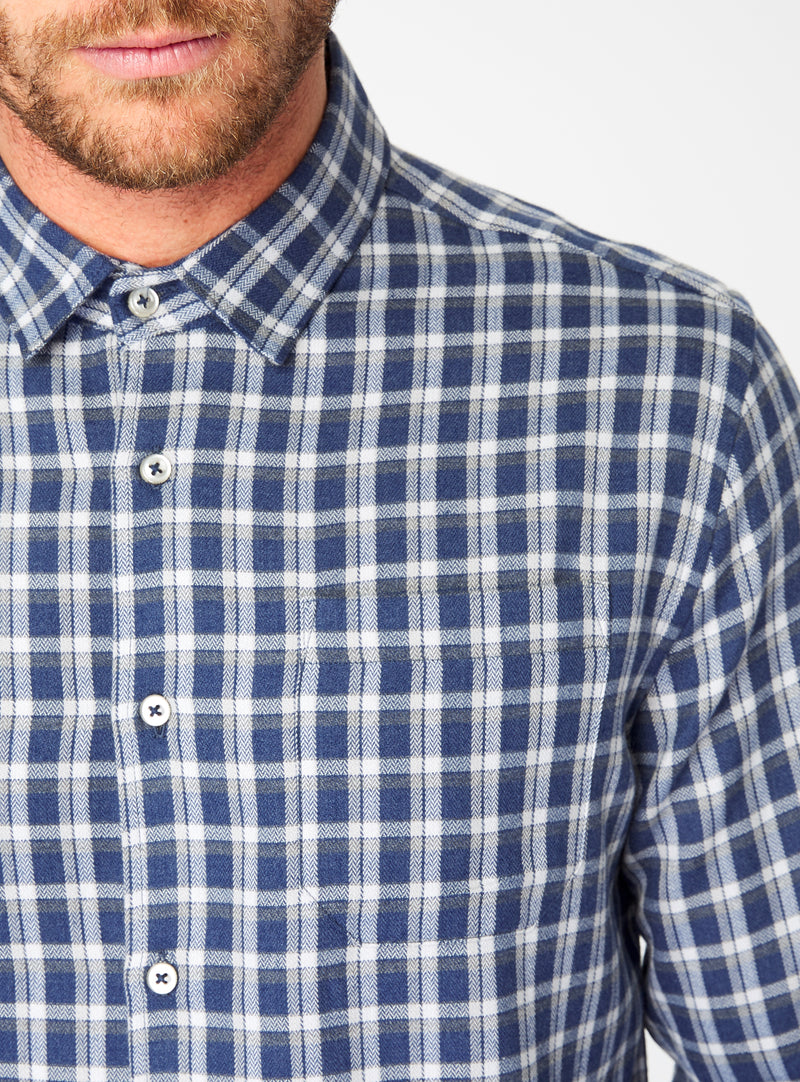Colton Long Sleeve Flannel