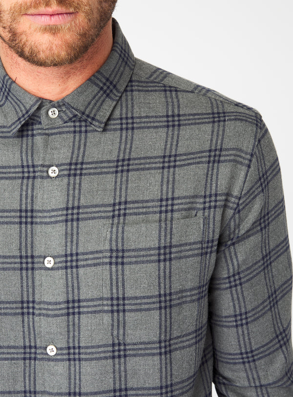 Kaine Long Sleeve Flannel