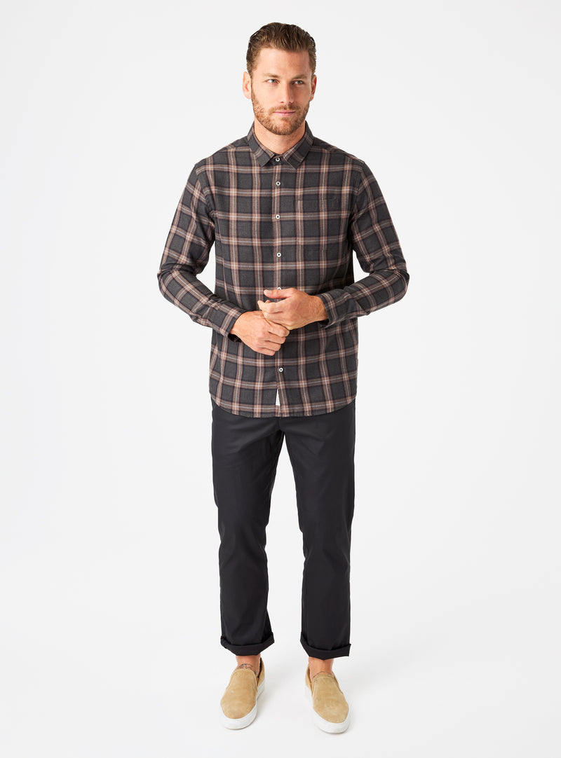 River Long Sleeve Flannel
