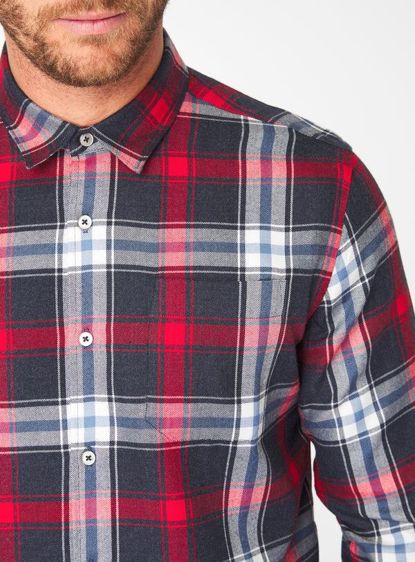 Austin Long Sleeve Flannel