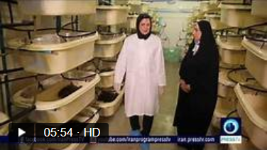 Short Video: Leeches From Iranian Television ( Iran Press Tv)