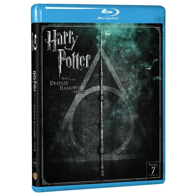 Harry Potter and the Deathly Hallows, Part II (Two-Disc Special Edition) (BD)