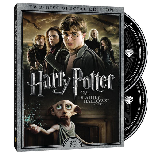 Harry Potter and the Deathly Hallows, Part I (Two-Disc Special Edition) (DVD)