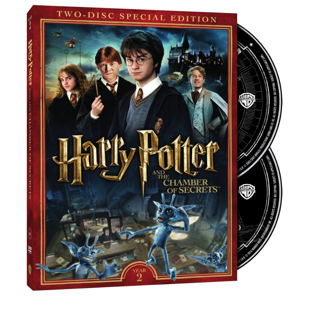 Harry Potter and the Chamber of Secrets (Two-Disc Special Edition) (DVD)
