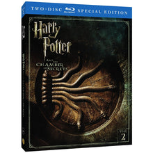 Harry Potter and the Chamber of Secrets (Two-Disc Special Edition) (BD)