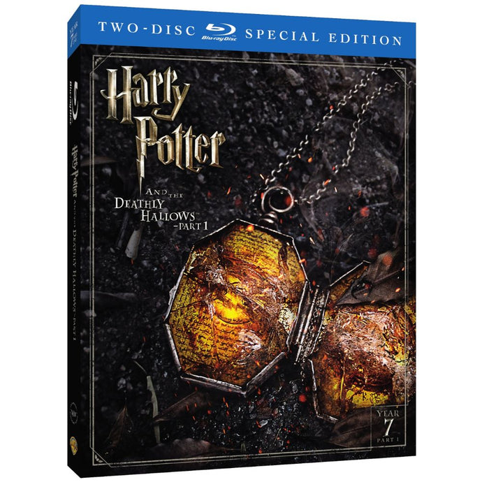 Harry Potter and the Deathly Hallows, Part I (Two-Disc Special Edition) (BD)