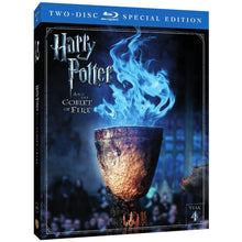 Harry Potter and the Goblet of Fire (Two-Disc Special Edition) (BD)