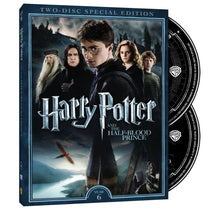 Harry Potter and the Half-Blood Prince (Two-Disc Special Edition) (DVD)
