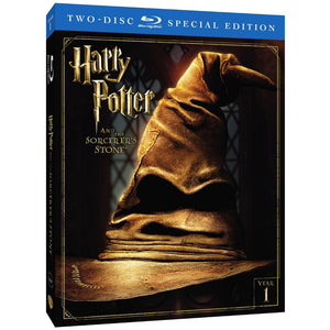 Harry Potter and Sorcerer's Stone (Two-Disc Special Edition) (BD)