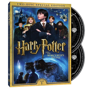 Harry Potter and the Sorcerer's Stone (Two-Disc Special Edition) (DVD)