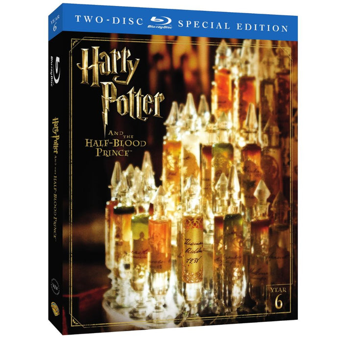 Harry Potter and the Half-Blood Prince (Two-Disc Special Edition) (BD)