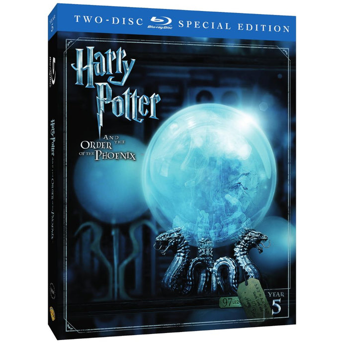 Harry Potter and the Order of the Phoenix (Two-Disc Special Edition) (BD)