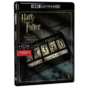 Harry Potter and the Prisoner of Azkaban (4K UHD)