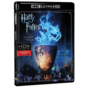 Harry Potter and the Goblet of Fire (4K UHD)