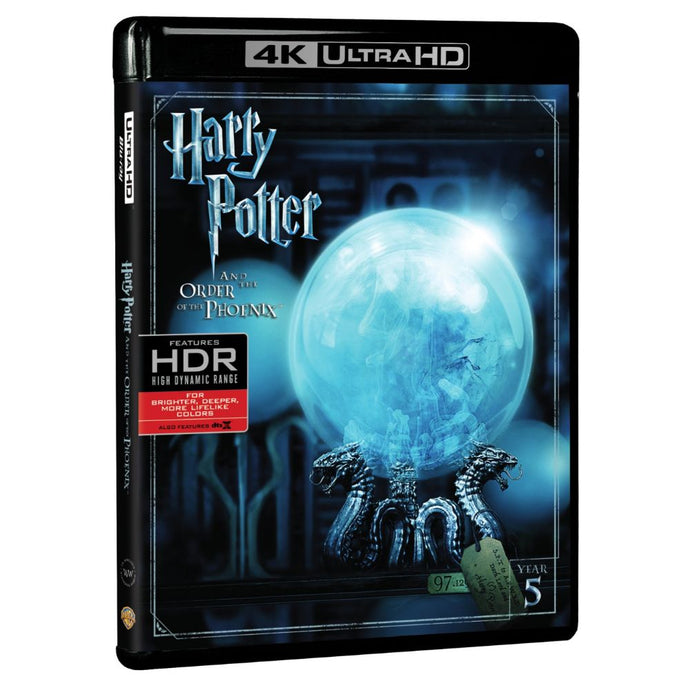 Harry Potter and the Order of the Phoenix (4K UHD)