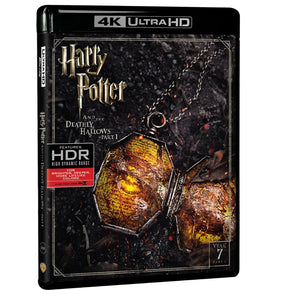 Harry Potter and the Deathly Hallows Part 1 (4K UHD)