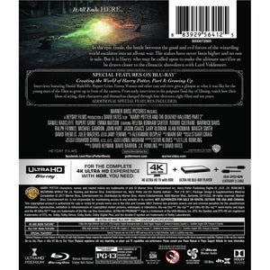 Harry Potter and the Deathly Hallows Part 2 (4K UHD)