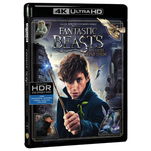 Fantastic Beasts and Where to Find Them (4K UHD)
