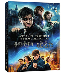 Wizarding World 9-Film Collection (DVD)