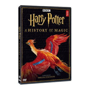 Harry Potter: A History of Magic (DVD)
