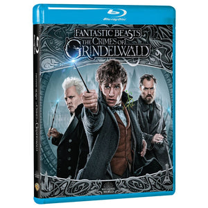 Fantastic Beasts: The Crimes of Grindelwald (BD)