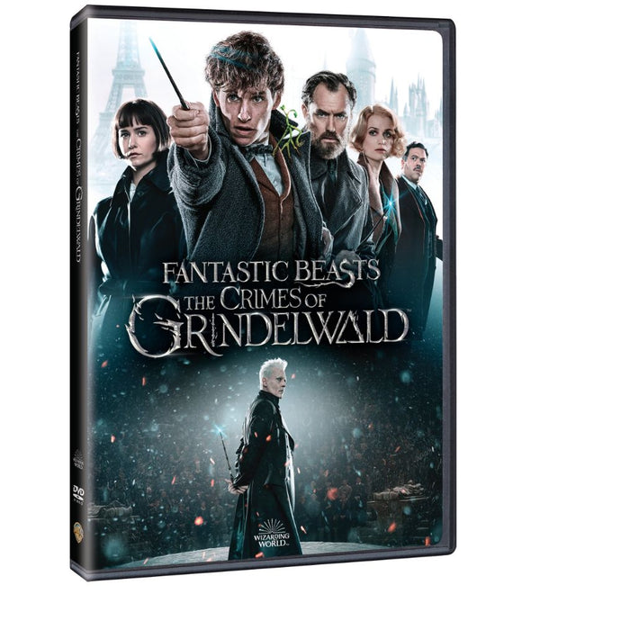 Fantastic Beasts: The Crimes of Grindelwald (DVD)