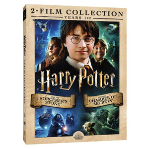 Harry Potter and the Sorcerer's Stone/Harry Potter and the Chamber of Secrets (2-Film Collection) (DVD)