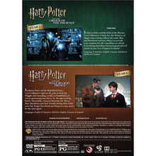 Harry Potter and the Order of the Phoenix/Harry Potter and the Half-Blood Prince (2-Film Collection) (DVD)