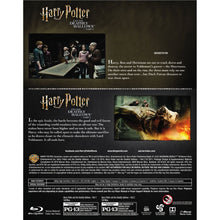 Harry Potter and the Deathly Hallows - Part 1/Harry Potter and the Deathly Hallows - Part 2 (2-Film Collection) (BD)