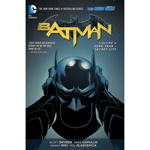 Batman, Vol. 4: Zero Year - Secret City Paperback (Paperback)
