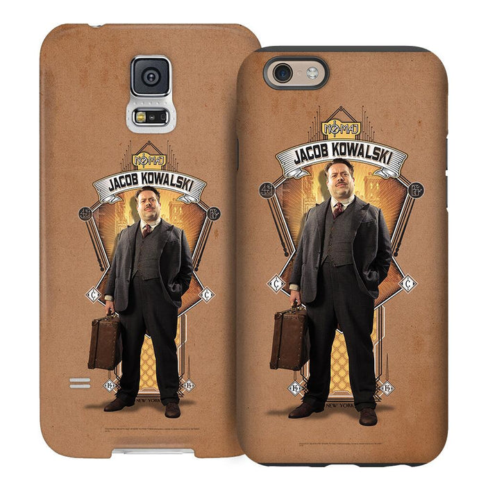 FANTASTIC BEASTS AND WHERE TO FIND THEM™ JACOB KOWALSKI™ Phone Case for iPhone and Galaxy