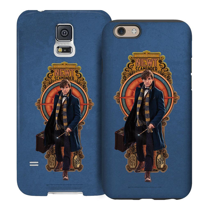 FANTASTIC BEASTS AND WHERE TO FIND THEM™ NEWT SCAMANDER™ Phone Case for iPhone and Galaxy