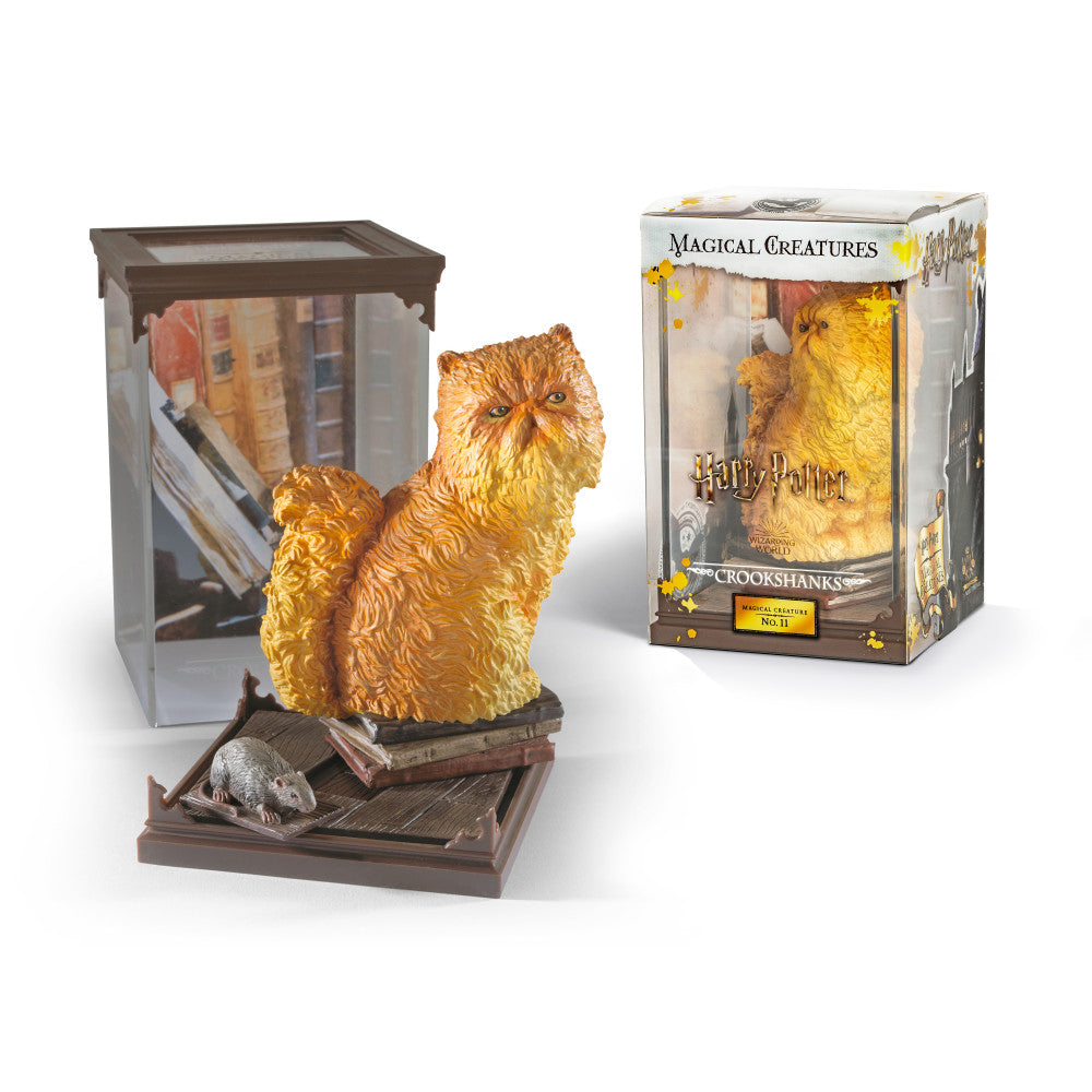 Harry Potter Magical Creatures No. 11 - Crookshanks Figure