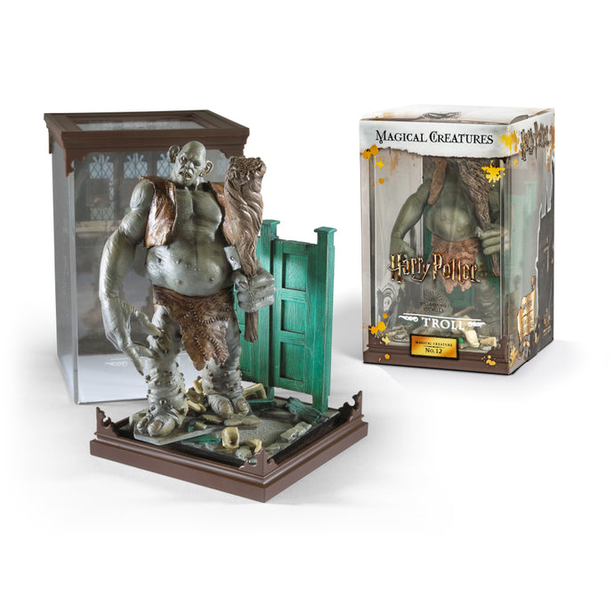 Harry Potter Magical Creatures No. 12 - Troll Figure