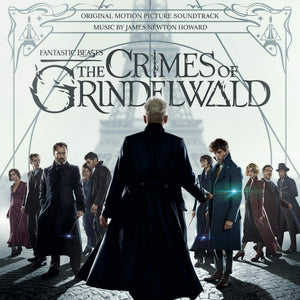 Fantastic Beasts: The Crimes of Grindelwald (Original Motion Picture Soundtrack) (2 LP)