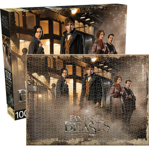 FANTASTIC BEASTS AND WHERE TO FIND THEM™ 1000 Piece Puzzle