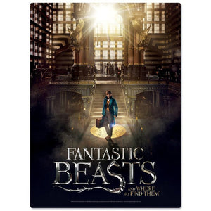 Additional image of FANTASTIC BEASTS AND WHERE TO FIND THEM™ MACUSA™ 500 Piece Puzzle
