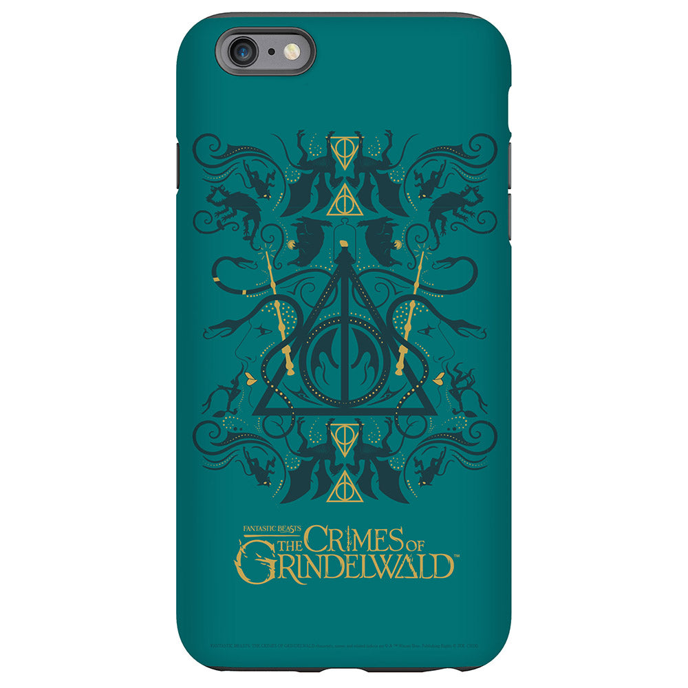 FANTASTIC BEASTS: THE CRIMES OF GRINDELWALD™ Deathly Hallows Phone Case