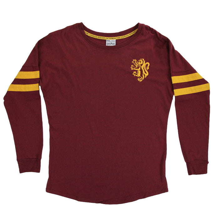 Harry Potter Gryffindor Juniors Long-Sleeve T-shirt