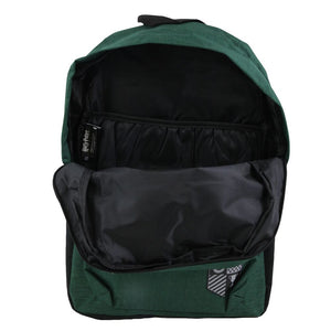 Harry Potter Slytherin Multicolored Backpack