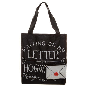 Letters to Hogwarts Tote