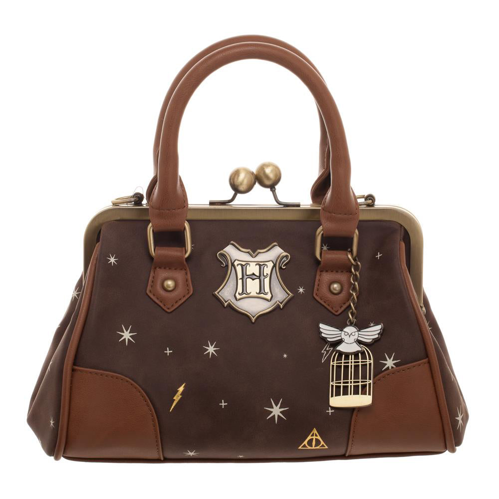 Harry Potter Celestial Kiss-Lock Handbag