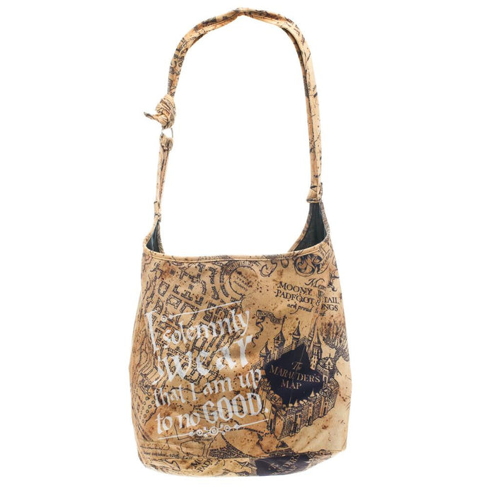 Harry Potter I SOLEMNLY SWEAR THAT I AM UP TO NO GOOD™ Hobo Bag