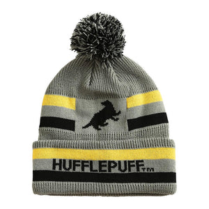 Harry Potter Hufflepuff Striped Beanie