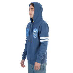 Additional image of Harry Potter Ravenclaw Fleece Hoodie