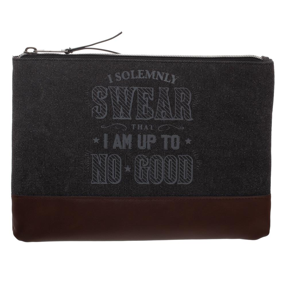 Harry Potter I SOLEMNLY SWEAR THAT I AM UP TO NO GOOD™ Accessory Pouch