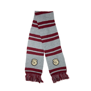 Harry Potter Platform 9 3/4 Striped Scarf