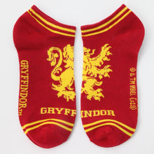 Additional image of Harry Potter Gryffindor Juniors Ankle Socks Five-Pack